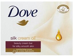 Kup Kremowe mydło w kostce - Dove Silk Cream Oil