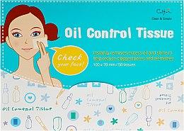 Kup Bibułki matujące do twarzy - Cettua Cleansing Mat Tissues