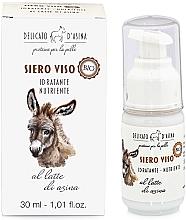 Kup Serum do twarzy nawilżająco-odżywcze z mlekiem osła - Florinda Delicato d'Asina Face Serum