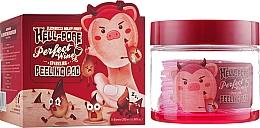 Kup Płatki peelingujące do oczyszczania twarzy - Elizavecca Hell-Pore Perfect Wine Sparkling Peeling Pad