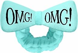 Kup Opaska kosmetyczna do włosów, niebieska - Double Dare OMG! Blue Hair Band
