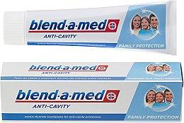 Kup Familijna pasta przeciwpróchnicza do zębów - Blend-a-med Anti-Cavity Family Protect Toothpaste