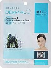 Kup Kolagenowa esencjonalna maseczka na tkaninie do twarzy Algi - Dermal Seaweed Collagen Essence Mask