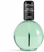 Kup Olejek do skórek z pędzelkiem Melon Light Green - Lila Rossa Cuticle Oil