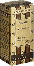 Kup 100% olejek tymiankowy - Botanika 100% Thymus Vulgaris Essential Oil