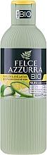 Kup Żel do mycia ciała Aloes i cytryna - Felce Azzurra BIO Aloe & Lemon Shower Gel