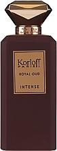 Kup Korloff Paris Royal Oud Intense - Perfumy (tester z nakrętką)