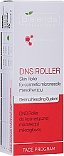 DNS roller do kosmetycznej mezoterapii mikroigłowej 1,0 mm - Bielenda Professional Meso Med Program DNS Roller — фото N1