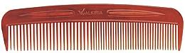 Kup Grzebień do włosów, czerwony - Walkiria