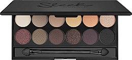 Kup Paleta cieni do powiek - Sleek MakeUP i-Divine Mineral Based Eyeshadow Palette Au Naturel
