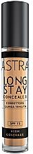 Kup Kremowy korektor kryjący do twarzy - Astra Make-Up Long Stay Concealer SPF15