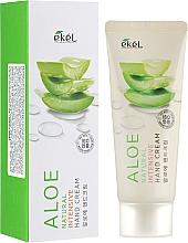 Kup Krem do rąk z ekstraktem z aloesu - Ekel Natural Intensive Aloe Hand Cream