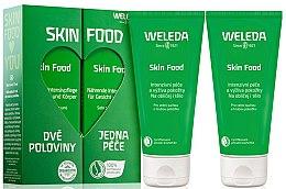 Kup Zestaw - Weleda Skin Food (f/b/cr/75ml + f/b/cr/75ml)