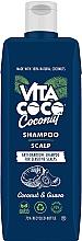 Kup Szampon przeciwłupieżowy z kokosem i gujawą - Vita Coco Scalp Coconut & Guava Shampoo