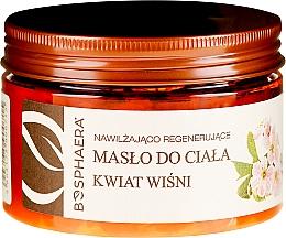 Kup Nawilżająco-regenerujące masło do ciała Kwiat wiśni - Bosphaera