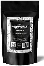 Kup PRZECENA! Naturalna maska algowa peel-off z węglem aktywnym - E-naturalne Alginate Mask Peel-off*