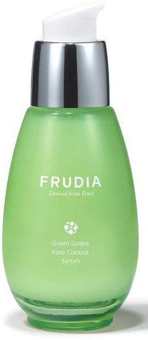 Winogronowe serum do twarzy wyrównujące gospodarkę hydrolipidową - Frudia Pore Control Green Grape Serum — фото N1