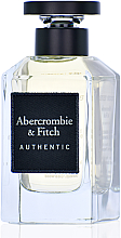 Kup Abercrombie & Fitch Authentic Men - Woda toaletowa (tester z nakrętką)