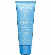 Kup Delikatny nawilżający krem o bogatej konsystencji - Apivita Aqua Beelicious Comfort Hydating Cream Rich Texture