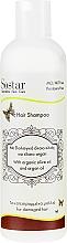 Kup Szampon z olejem arganowym i oliwą z oliwek - Sostar Shampoo Olive Oil And Argan Oil