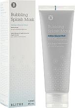 Kup Oczyszczająca maska do twarzy z ekstraktem z awokado - Blithe Bubbling Splash Mask Indian Glacial Mud