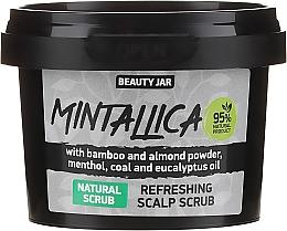 Kup Orzeźwiający peeling do skóry głowy - Beauty Jar Mintallica Refreshing Scalp Scrub