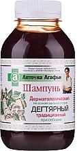 Kup Dermatologiczny szampon dziegciowy przeciw łojotokowi - Receptury Babci Agafii Apteczka Agafii