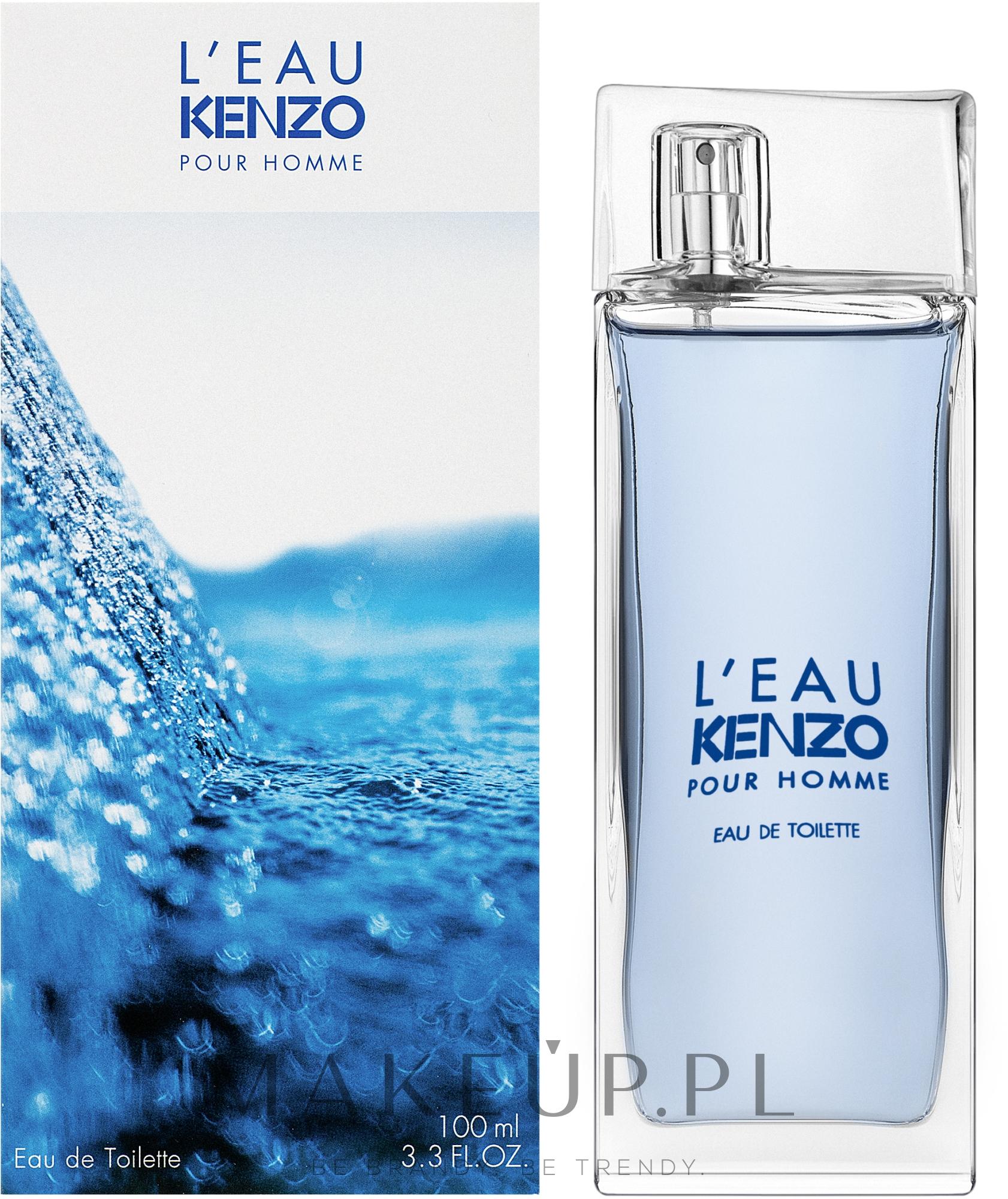 Kenzo L'Eau Kenzo Pour Homme - Woda toaletowa — фото 100 ml