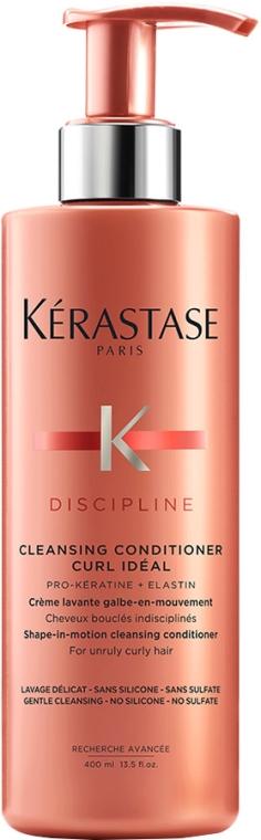 Odżywka do włosów kręconych - Kérastase Discipline Cleansing Conditioner Curl Idéal — фото N1