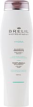 Kup PRZECENA! Nawilżający szampon do włosów suchych - Brelil Bio Treatment Hydra Moisturizing Shampoo For Dry Shampoo *