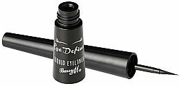 Kup Kredka do oczu - Barry M Waterproof Eye Define Liquid Eyeliner