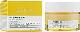 Kup Lekki krem nawilżajacy do odwodnionej skóry - Decleor Hydra Floral Everfresh Fresh Skin Hydrating Light Cream