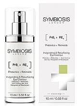 Kup Serum do skóry wokół oczu Prebiotyki i retinoidy - Symbiosis London Invigorating & Resurfacing Eye Contour
