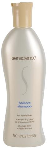 Nawilżający szampon do włosów - Senscience Balance Shampoo — фото N1