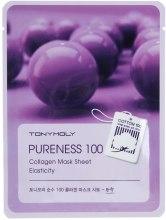 Kup Maseczka kolagenowa na tkaninie - Tony Moly Pureness 100 Collagen Mask Sheet