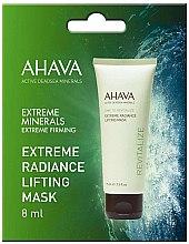 Kup Ekstremalnie rozświetlająco-liftingująca maska do twarzy - Ahava Time To Revitalize Extreme Radiance Lifting Mask (próbka)
