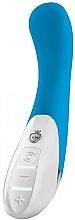 Kup Wibrator-stymulator punktu G, niebieski - Mystim Al Punto Ocean Blue