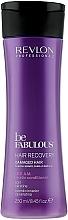 Kup Odżywka z keratyną do włosów zniszczonych - Revlon Professional Be Fabulous Hair Recovery Keratin Conditioner