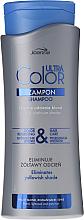 Kup PRZECENA! Szampon do włosów blond, rozjaśnianych i siwych - Joanna Ultra Color System *