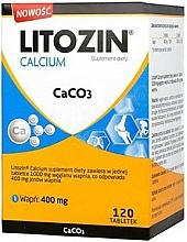 Kup Wapń w tabletkach - Orkla Litozin Calcium