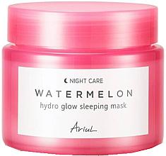 Kup Nawilżająca maska rozświetlająca do twarzy na noc Arbuz - Ariul Watermelon Hydro Glow Sleeping Mask