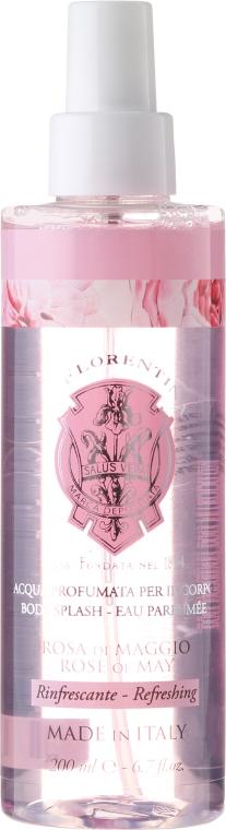 Mgiełka do ciała Róża majowa - La Florentina Rose of May Body Splash — фото N1