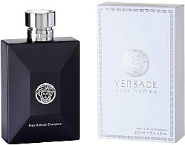 Kup Versace Pour Homme - Żel pod prysznic
