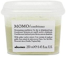 Kup Nawilżająca odżywka do włosów suchych i odwodnionych - Davines Momo Moisturizing Conditioner