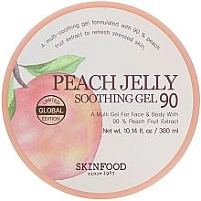 Kup Żel do ciała - Skinfood Peach Jelly Soothing Gel