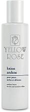Kup Balsam azulenowy do skóry suchej i wrażliwej z witaminą E i alantoiną - Yellow Rose Lotion Azulene