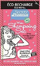 Kup Suchy szampon do włosów - Secrets de Provence My Dry Shampoo Refill (uzupełnienie)