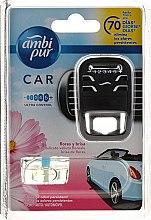 Kup Zestaw do samochodu - Ambi Pur Car Air Freshener For Her (freshener/1szt+refill/7ml)