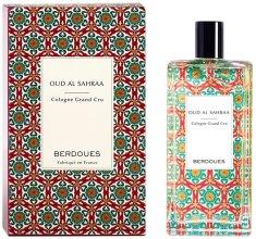 Kup Berdoues Oud Al Sahraa - Woda kolońska