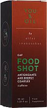 Kup PRZECENA! Energetyczny kompleks antyoksydacyjny - You & Oil Food Shots Caffeine Antioxidants And Energy Complex *